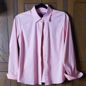Vineyard Vines Pink Button Down